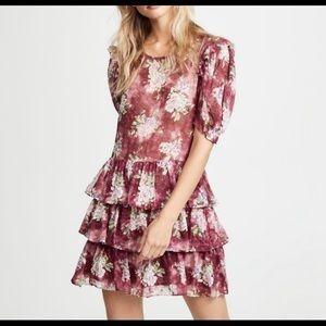 NWT LoveShackFancy Cata Dress